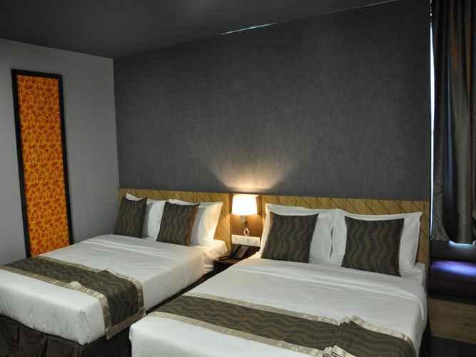 BEDROOM Valya Hotel Kuala Terengganu