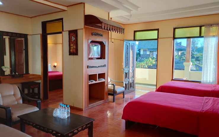 Lava View Lodge Probolinggo - Family Room