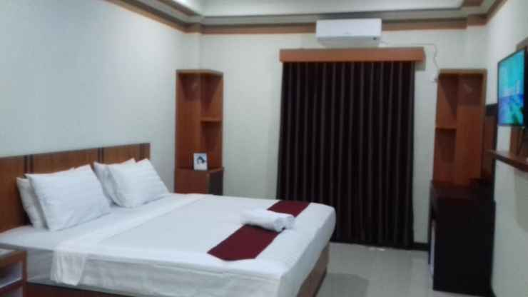 BEDROOM Al - Anwari Hotel