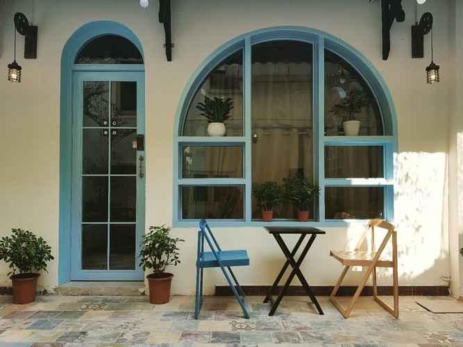BAR_CAFE_LOUNGE KHA Hostel & Café