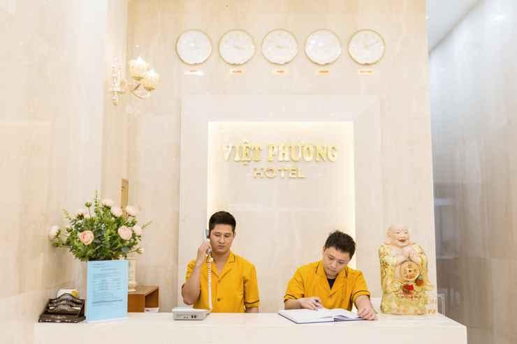 LOBBY Khách sạn Việt Phương
