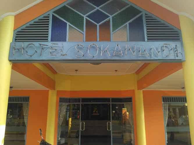 LOBBY Hotel Sokanandi Banjarnegara