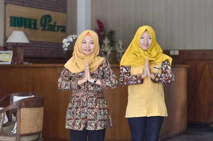 LOBBY Hotel Patra Syariah