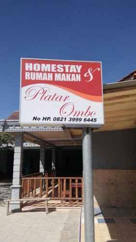 EXTERIOR_BUILDING Homestay Platar Ombo