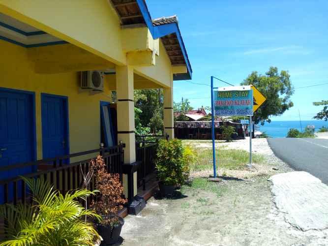 EXTERIOR_BUILDING Homestay Pak Eko near Pantai Klayar