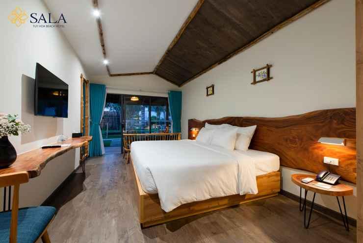 BEDROOM Sala Tuy Hoa Beach Hotel