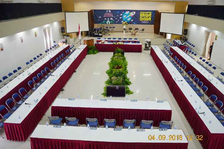 FUNCTIONAL_HALL Wisma Sejahtera Hotel
