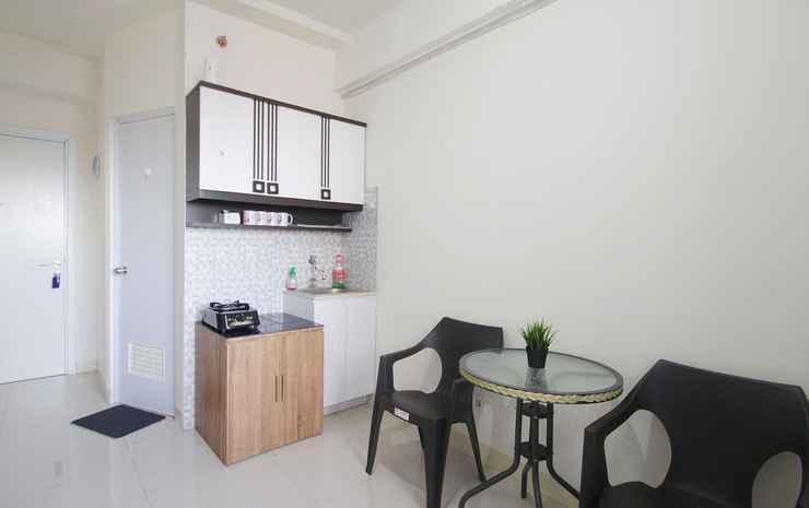 Studio Room at Green Pramuka City Apartment Jakarta - 2 Bedroom