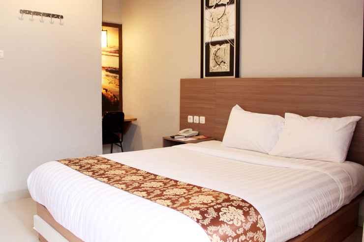 BEDROOM Front One Resort Jogja