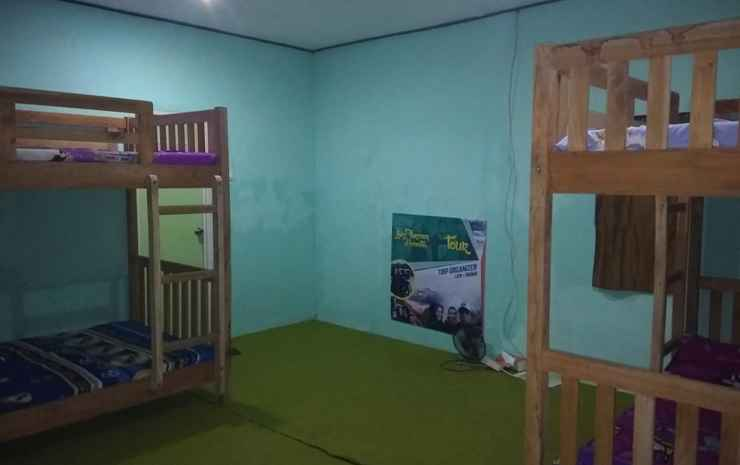 Comfy Room at Ijen Farmer Homestay & Tour Banyuwangi - family room with private bathroom (max check in 22.00)