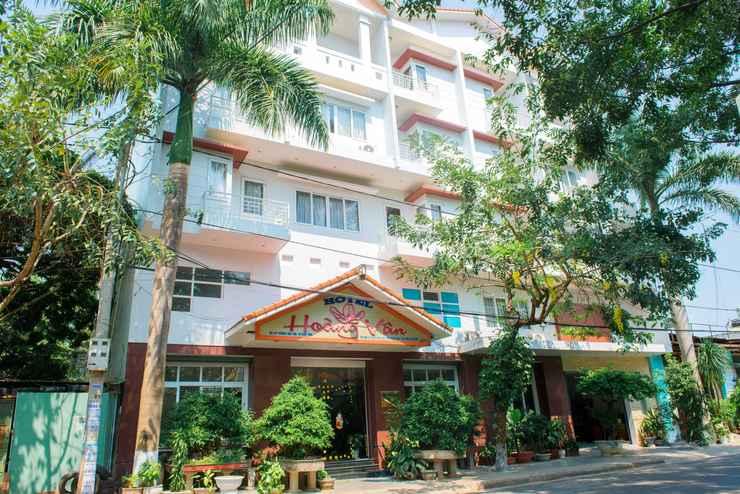 EXTERIOR_BUILDING Khách sạn Hoàng Vân