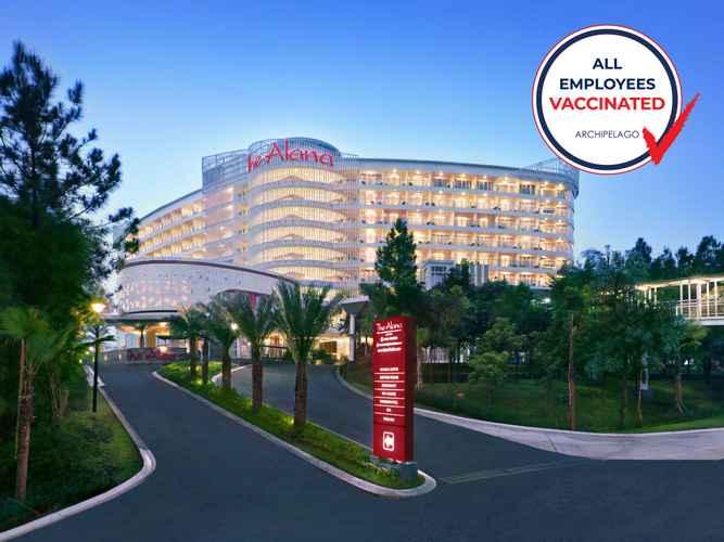 EXTERIOR_BUILDING The Alana Hotel & Conference Center, Sentul City by ASTON