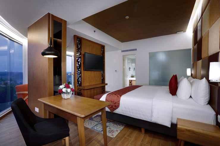 BEDROOM The Alana Hotel & Conference Center, Sentul City by ASTON