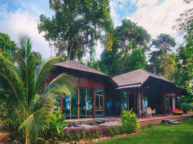EXTERIOR_BUILDING Borneo Eagle Resort
