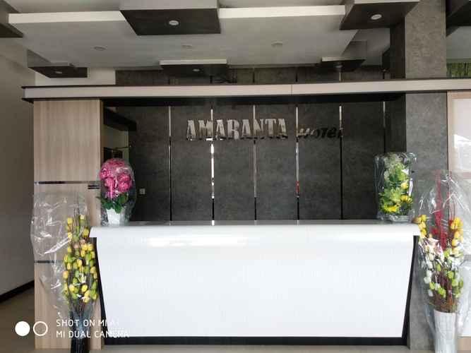 LOBBY Amaranta Hotel