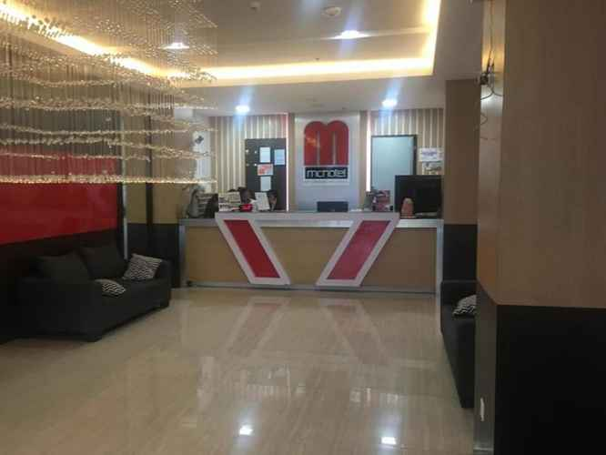 LOBBY McHotel Fairview