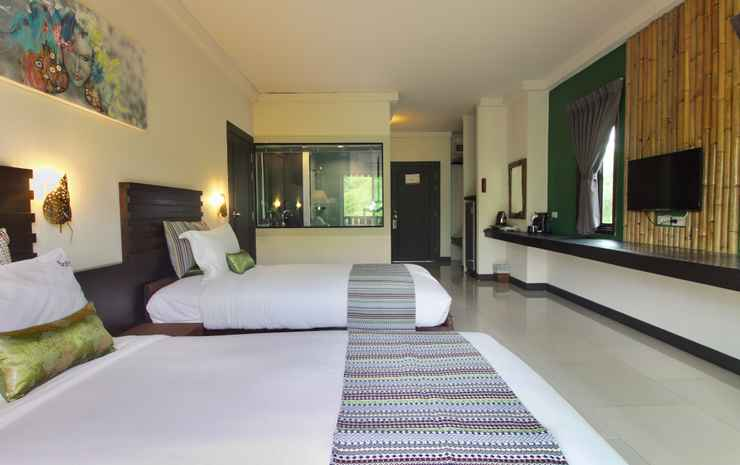 Bamboori Boutique Resort  Chiang Mai - Superior Twin/Double  Room Only