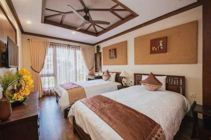 BEDROOM Khách sạn căn hộ PnP Exclusive