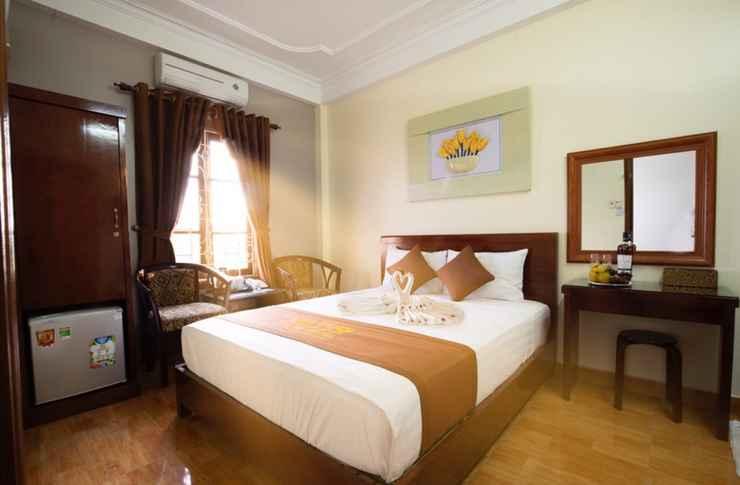 BEDROOM Khách sạn Hà Mi