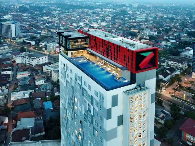 EXTERIOR_BUILDING The Zuri Palembang
