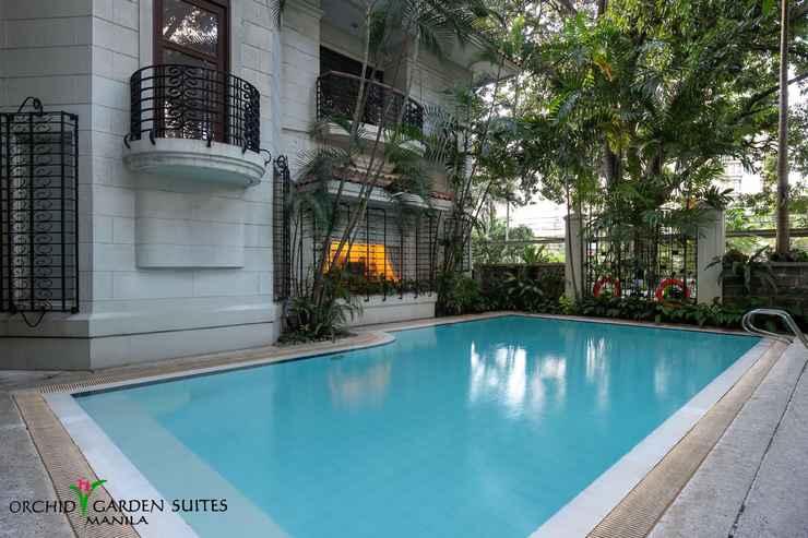 SWIMMING_POOL Orchid Garden Suites Manila