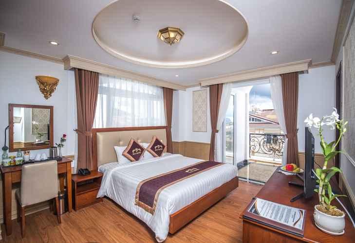 BEDROOM Khách sạn Roy Dala