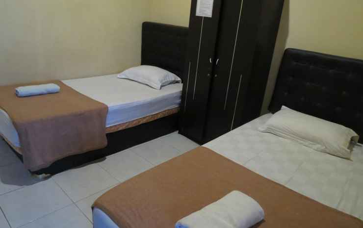 Palm Capsule Semarang - Backpacker 2 Twin Bed