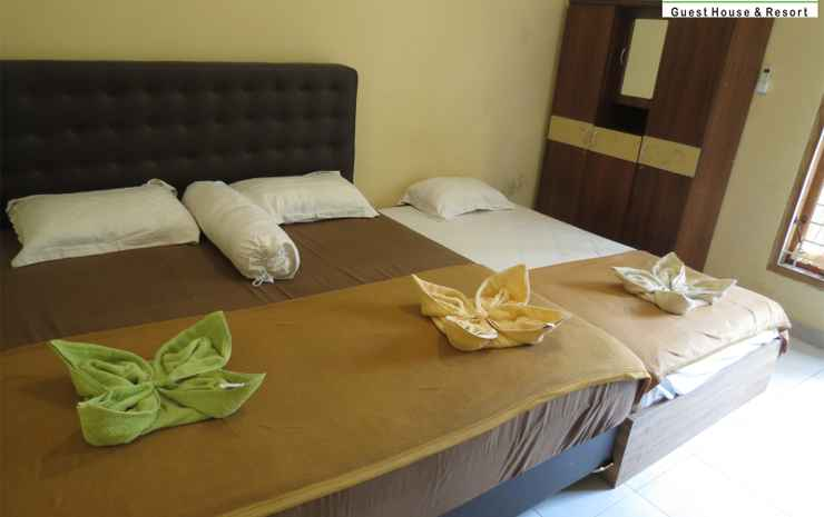 Palm Capsule Semarang - Backpacker 3 Double Bed