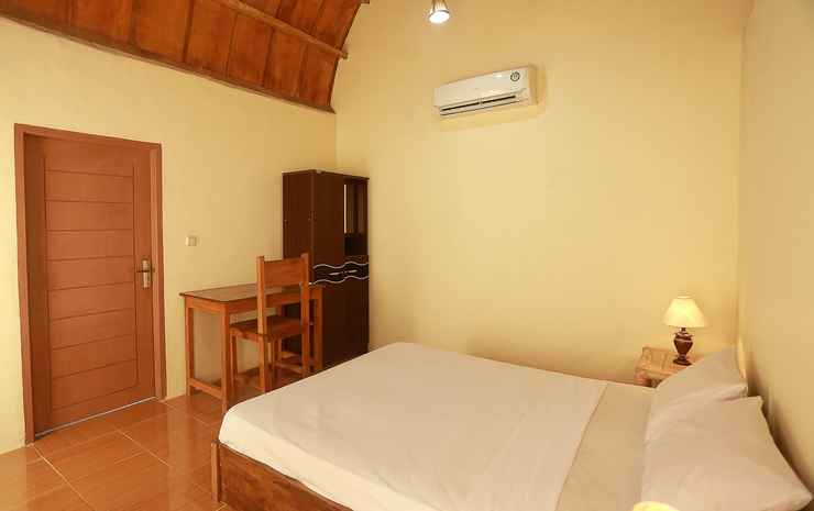 The Joe Bungalow Lombok - Standard Double Room with AC