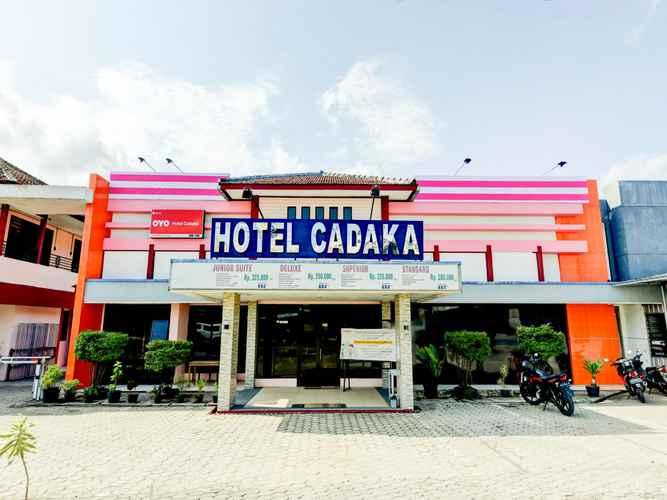 EXTERIOR_BUILDING OYO 90385 Hotel Cadaka