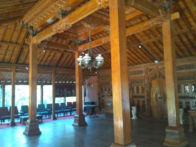 LOBBY Puri Agung Resort & Hotel