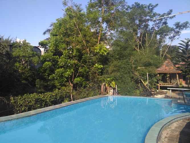 SWIMMING_POOL Puri Agung Resort & Hotel