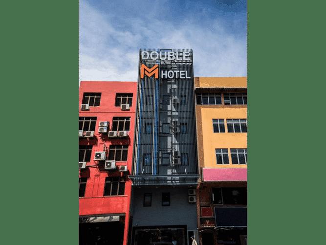EXTERIOR_BUILDING Double M Hotel @ KL Sentral