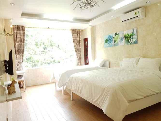 BEDROOM Tu House Hanoi