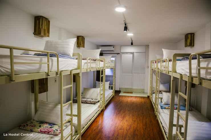 BEDROOM La Hostel Central