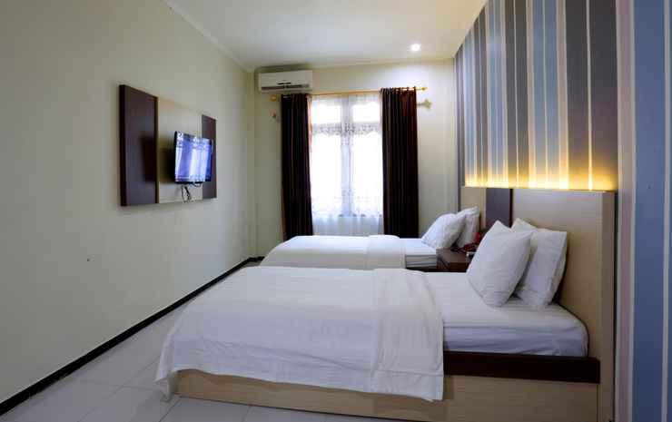 MyCity Hotel Tarakan - Deluxe Twin Bed Room