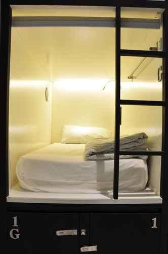 BEDROOM Beary Nice Pod Hostel