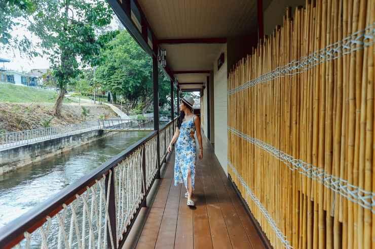 EXTERIOR_BUILDING Binlha Raft Resort Kanchanaburi