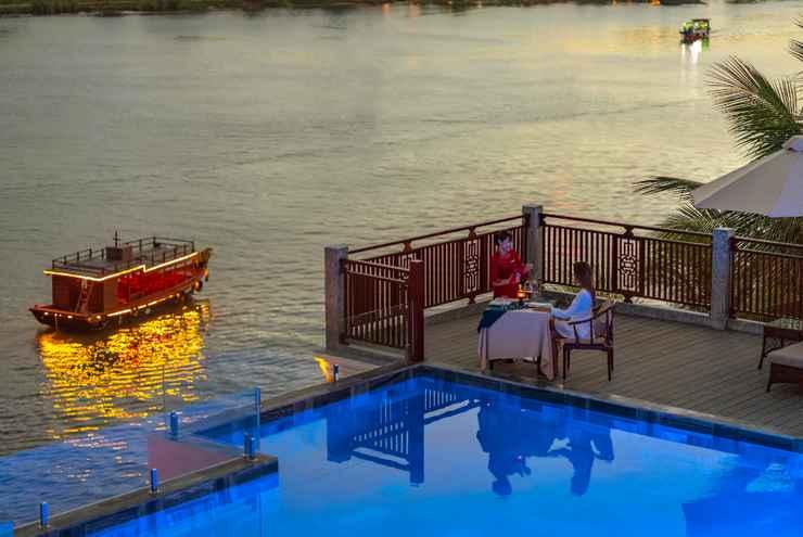SWIMMING_POOL Little Riverside . A Luxury Hotel & Spa