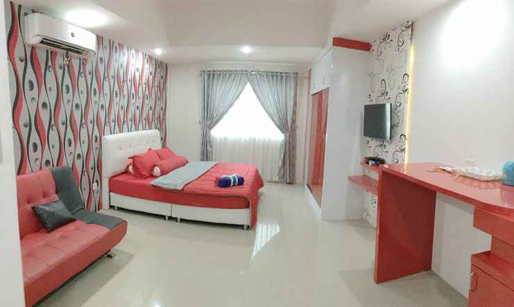 BEDROOM Studio Unit @ Nagoya Mansion Residence Batam