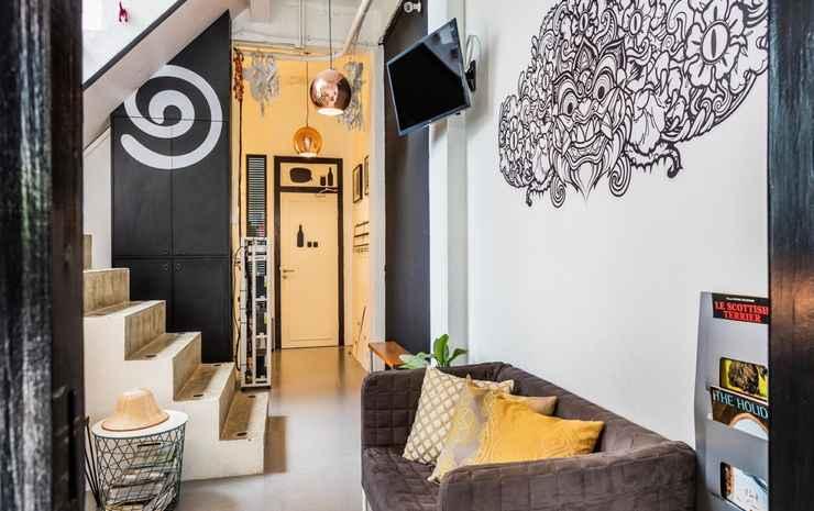 Niitra Hostel  Bangkok -