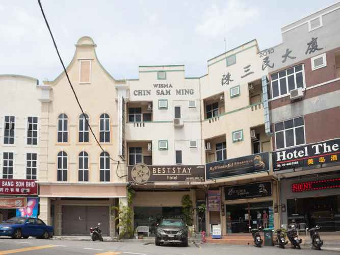 EXTERIOR_BUILDING Best Stay Hotel Pangkor Island