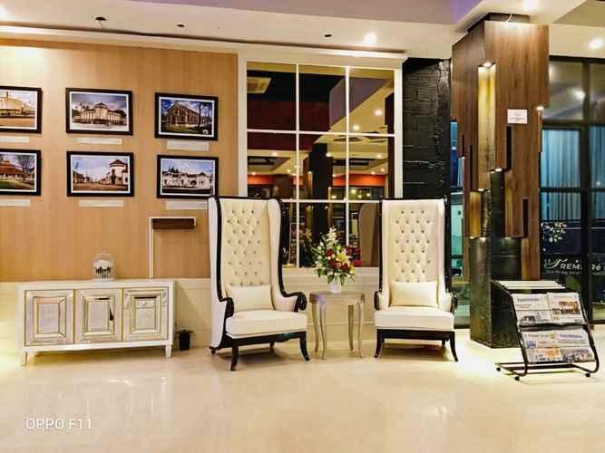 LOBBY Premiere Hotel Tegal