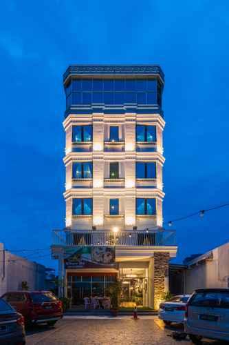 EXTERIOR_BUILDING Wang's Hotel @ Gurney Drive