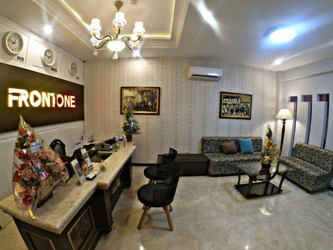 LOBBY Front One Boutique Brani Solo