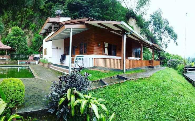 EXTERIOR_BUILDING Villa Bayu Lembang