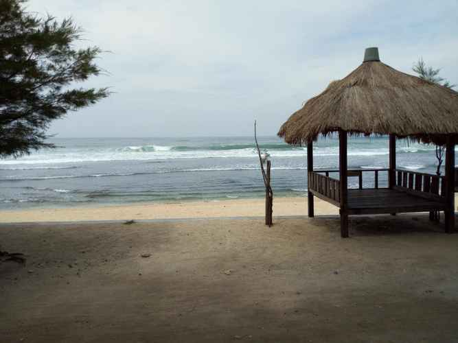 VIEW_ATTRACTIONS Beach View at D'Omah Slili