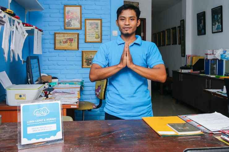 LOBBY Airy Eco Rempoa Flamboyan Raya F2 Tangerang Selatan
