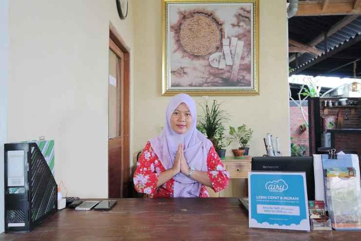 LOBBY Airy Syariah Kasihan Dusun Ngebel Yogyakarta