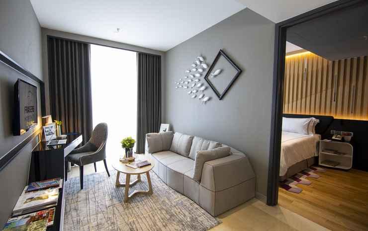 Fraser Place Puteri Harbour Johor  Johor - One Bedroom Deluxe - Sea View (Room Only)